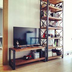Bu urunler ile zaman gecirmek ayri bi keyifli... Cross kitaplik ve Rokko tv unitesi www.mozilya.com #mozilya#mobilya#mimar#icmimar#dekorasyon#tasarım#ofis#evim#trend#objektifimden#gununkaresi#woodwork#instadaily#instadesign#dogal#ahsap#tvunitesi#kitaplık#kutuphane#bookcase#handmade#istanbul#interior#living#instadecor#furniture#loft#style#inspiration