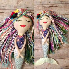 """AndMonsterToys.etsy.com Handmade 17"""" inch mermaid ~ Soon available in the shop. Message me to reserve her. #mermaids #mermaidlife #mermaidtoy #dollmermaid #mermaids #unicorn #handmadedoll #mermaid #mermaiddoll #ragdoll #clothdoll #clothdolls #etsyshop #andmonstertoys #momlife #lovemygirls #lovemygirl #lovemykid #kidstoy #kidstoys #momlife #mermaidsoul #handmademermaid #ooakdoll #lovemermaids #lovemermaid #mermaidparty #mermaidlove #ragdoll #ecofriendly #ecofriendlyproducts"""