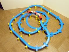 thomas trackmaster layout ideas - Google Search