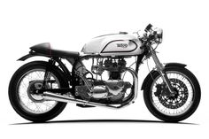 The term 'café racer' has become so abused, it's lost virtually all meaning. (Okay, we're occasionally guilty too.) So let's go back to square one, and check out a bike that fits the description to a T. This drop-dead gorgeous Triton belongs to Englishman Adam Grice, who saw the light after getting tired of modern…