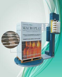 Sistema enfardado Macroplat