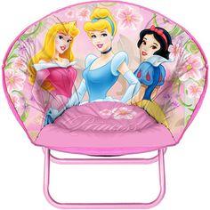 Disney Princess Mini-Saucer Chair