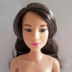 Asian barbie doll nude