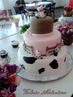 Bolo Fazendinha - Cake Farm