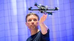 The Astounding Athletic Power of Quadcopters | Raffaello D'Andrea | TED ...