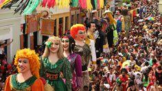 Carnaval 2014 em Olinda (PE)