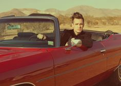 Panic! At The Disco's 1972 Chevy Impala