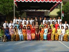 Keluarga besar 9jhe angkatan 2008/2009 #Smpn1Telagasari