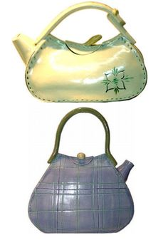 Ladies Purses Teapots