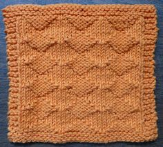 Perfect One-Ounce Dishcloth - Free Pattern - Diamond Lil One-Ounce Dishcloth