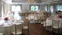 Weddings & Banquets - Longue Vue Club, Penn Hills