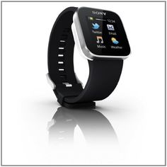 Sony MN2SW SmartWatch for Android Phones  - Retail Packaging - Black $92.79 (save $57.20) + Free Shipping