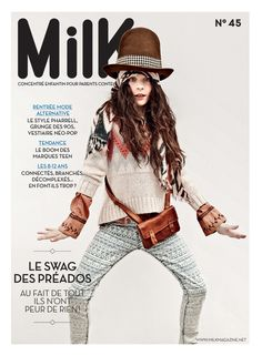 MilK 45 cover 2 - love this fun, quirky cover