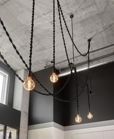 Helix Light installation by Windy Chien, 2016 Karim Rashid, Plywood Furniture, Satellite Of Love, Armoire Design, Mirror Lake, Wood Spoon, Diy Chandelier, Design Studio, Design Design