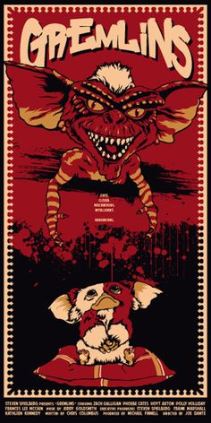 "Community: 22 Fan-Made ""Gremlins"" Posters"