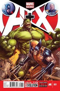 Avengers And X-Men Comic Issue 1 Modern Age First Print 2012 Slott Loeb Garney Comic Book Artists, Comic Book Characters, Marvel Characters, Comic Artist, Comic Character, Character Design, Marvel Comic Books, Comic Books Art, X Men