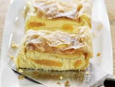 Wachauer Topfenstrudel - Rezept Cookie Recipes, Dessert Recipes, Curd Recipe, Sweet Cooking, Sweet Bakery, Hungarian Recipes, German Recipes, Pampered Chef, Jamie Oliver