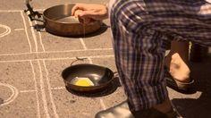 Para generar conciencia sobre el calentamiento global, WWF Paraguay hizo un almuerzo inédito, cocinado sobre el asfalto  Paraguay presenta el nivel de deforestación más alto de la región. Con temperaturas recientes que rompieron récords en los registros de los últimos 30 años en la ciudad de Asunción, la capital fue bautizada como una de las más calurosas del mundo.
