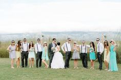 Real Wedding at The Cowshed {Chrisinda & Wouter} | SouthBound Bride