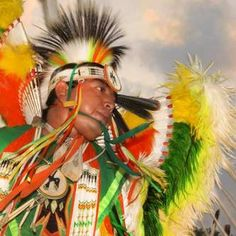 Taken at last year's 4th of July Powwow. We hope you'll join us for this year's event July 3rd-5th.