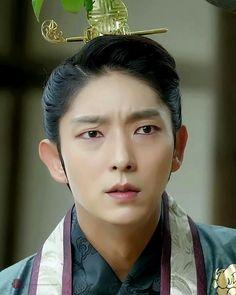 Lee Jun gi- Scarlett Heart ryeo
