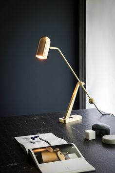 Stasis Table Lamp BERT FRANK