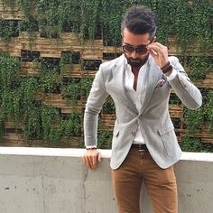 FASHION MEN STYLE You might be dressed to impressed but now it is time to hire the best. We will help you recruit great talent talk to us at… Mens Fashion Blog, Fashion Mode, Look Fashion, Male Fashion, Fashion Blogs, Fashion Styles, High Fashion, Luxury Fashion, Mode Masculine
