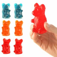 Big Gummy Bear Six Pack