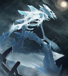 Giant Ice Elemental