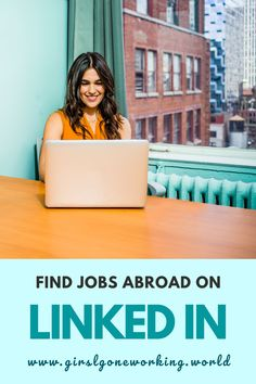 Gone Learning Abroad with LinkedIn Get My First Job, I Got The Job, Make Money Traveling, Traveling By Yourself, Finding A New Job, Travel Jobs, Work Abroad, Digital Nomad, New Opportunities