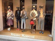 """VIVIENNE WESTWOOD, London, UK, """"Bespoke Black Diamanté Horn Glasses', by Harlequin Design, pinned by Ton van der Veer"""