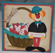 A must make for my nephew - he hates clowns...tehehehe!