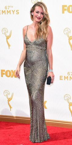 Cat Deeley - Emmys 2015 Red Carpet Arrivals - from InStyle.com