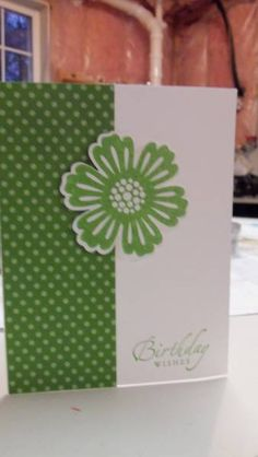 Flowers in Color by tiggspence - Cards and Paper Crafts at Splitcoaststampers