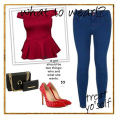 Designer Clothes, Shoes & Bags for Women Polyvore Fashion, Treats, Fashion Outfits, Shoe Bag, Clothing, Stuff To Buy, Shopping, Collection, Design