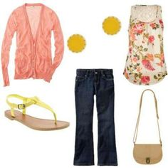 Spring outfit...