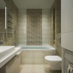 Квартира на Лескова. Ванная