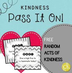RAK-Pack: Pass It On