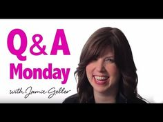 Shabbat Entertaining - Q & A Monday with Jamie Geller - Episode 1 - YouTube