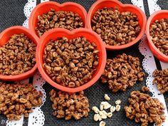 Di gotuje: Szyszki z orkiszu ekspandowanego (ciastka)