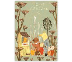 Lody Marczak - illustration by Rita Fürstenau