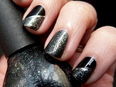 Follow Me On Glitter (Nicole by OPI)