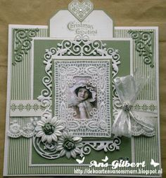 3d Cards, Pop Up Cards, Folded Cards, Cool Cards, Christmas Cards To Make, Xmas Cards, Marianne Design, Vintage Cards, Homemade Cards