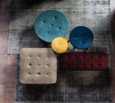 Pancake 9300 Bench by Vibieffe