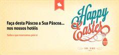 Faça desta Páscoa a Sua Páscoa nos Hotéis do Groupo CS em 2014 | Escapadelas | #Portugal #Hotel #Pascoa