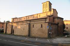 Basilica di San Cesario sul Panaro - Modena #sancesario #modena #basilica #church #chiesa #bellezzeditalia