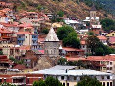 Havlapar, the Armenian quarter in Tbilisi - Georgia