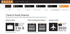 Plan your international trips with Kayak's Travel Hacker