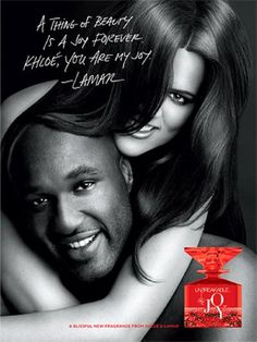 Khloe Kardashian and Lamar Odom Release Their Holiday Fragrance Unbreakable Joy Khloe Kardashian, Kardashian Beauty, Kardashian Christmas, Lamar Odom, Celebrity Perfume, Perfume Ad, Perfume Bottles, New Fragrances, Smell Good