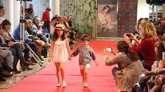 Nuestro primer desfile, presentamos la colección primavera-verano 2016 y avance de ceremonia 2017 en la II Fashion Week de Marisma Urban Spa celebrada en en ...